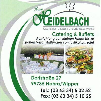 Gaststätte zum Heidelbach